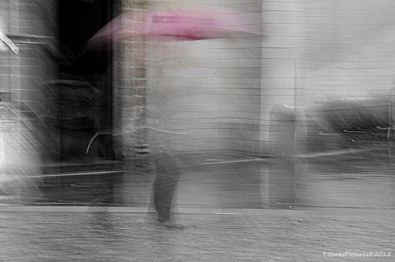 Ghost Umbrella  Credits: Bones Tea