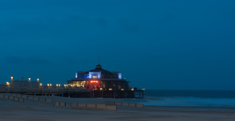 The Pier Credits: Lucy J Hamilton